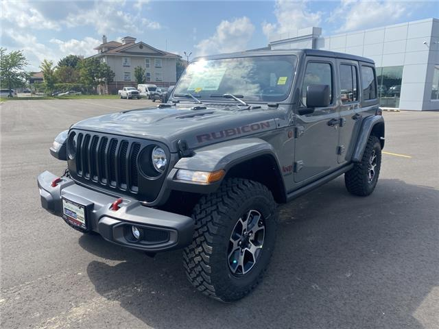 2021 Jeep Wrangler Unlimited Rubicon (Stk: 21-249) in Ingersoll - Image 1 of 20