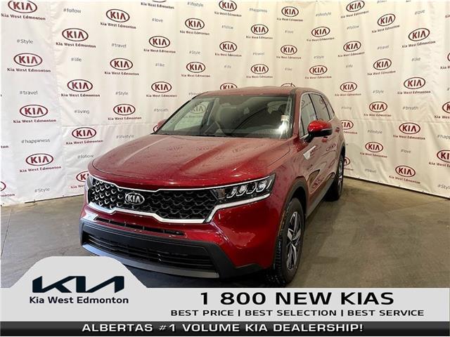 2021 Kia Sorento 2.5L LX Premium (Stk: 23259) in Edmonton - Image 1 of 29