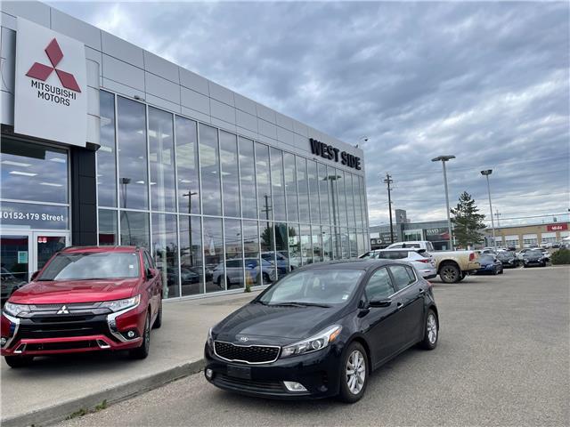 2017 Kia Forte EX+ (Stk: 7765) in Edmonton - Image 1 of 18