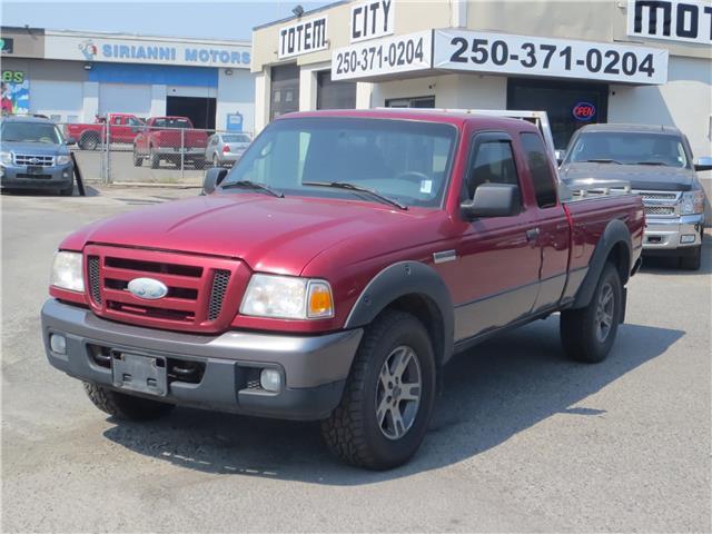 2006 Ford Ranger FX4 OFF-ROAD (Stk: ) in Kamloops - Image 1 of 14