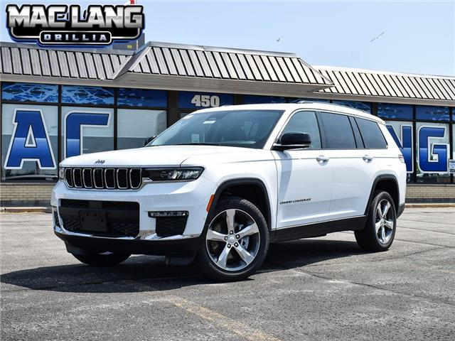 2021 Jeep Grand Cherokee L Limited (Stk: 13996) in Orillia - Image 1 of 1