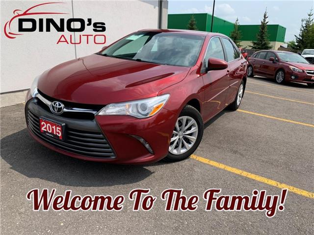 2015 Toyota Camry  (Stk: 975514) in Orleans - Image 1 of 26