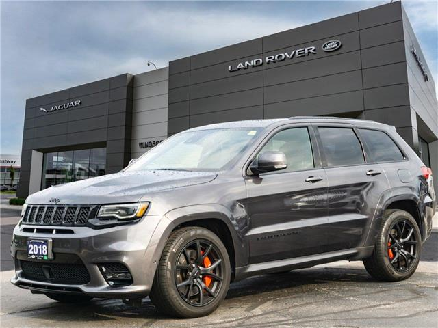 2018 Jeep Grand Cherokee SRT (Stk: TO52816) in Windsor - Image 1 of 21