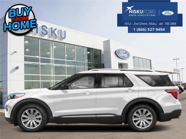 2021 Ford Explorer Platinum (Stk: EXP2128) in Nisku - Image 1 of 1