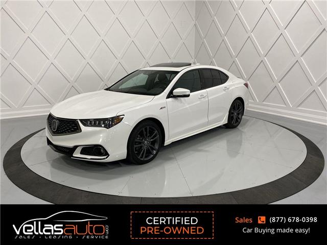 2020 Acura TLX Tech A-Spec (Stk: NP1384) in Vaughan - Image 1 of 30