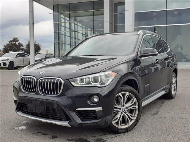 2017 BMW X1 xDrive28i (Stk: P10022) in Gloucester - Image 1 of 14