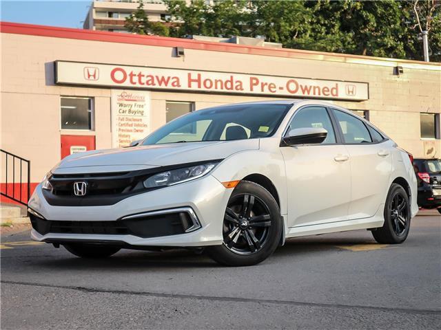 2019 Honda Civic LX (Stk: H91360) in Ottawa - Image 1 of 26
