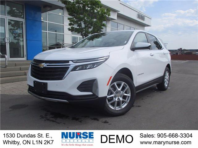2022 Chevrolet Equinox LT (Stk: 22T002) in Whitby - Image 1 of 30