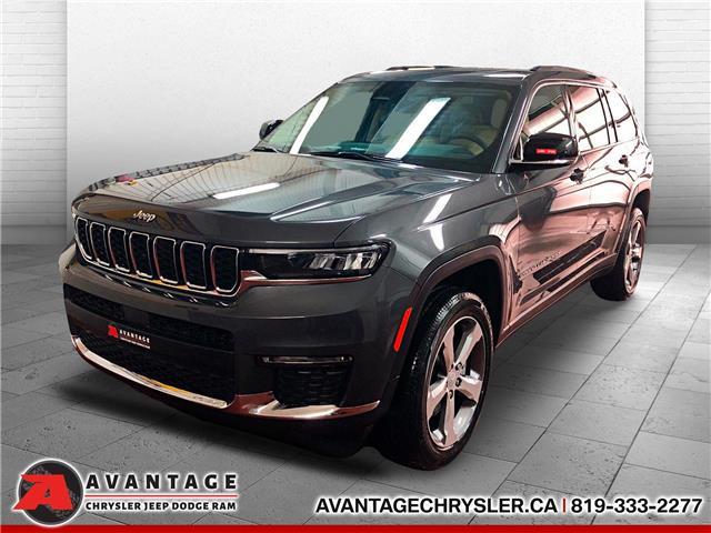 2021 Jeep Grand Cherokee L Limited (Stk: 41185) in La Sarre - Image 1 of 25
