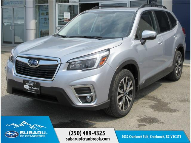 2021 Subaru Forester Limited (Stk: 555929) in Cranbrook - Image 1 of 24