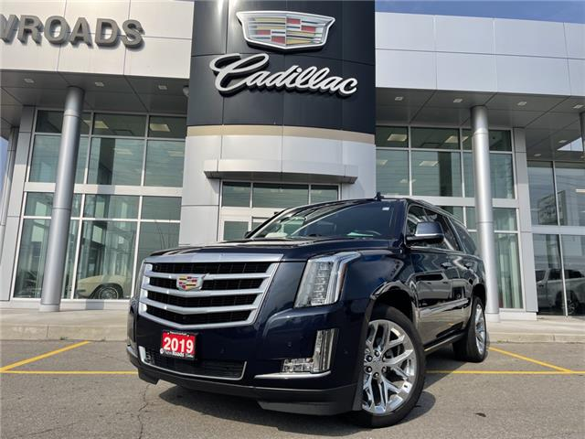 2019 Cadillac Escalade Premium Luxury (Stk: N15456) in Newmarket - Image 1 of 30