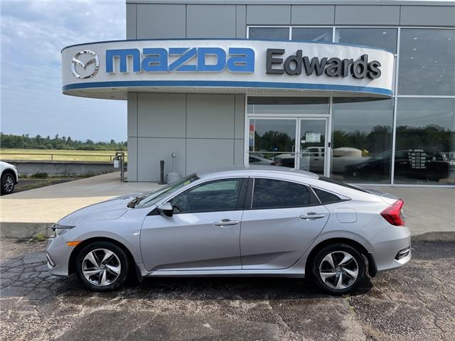 2019 Honda Civic LX (Stk: 22749) in Pembroke - Image 1 of 18