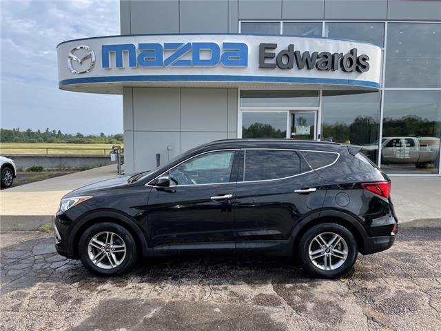 2017 Hyundai Santa Fe Sport 2.4 Premium (Stk: 22767) in Pembroke - Image 1 of 23