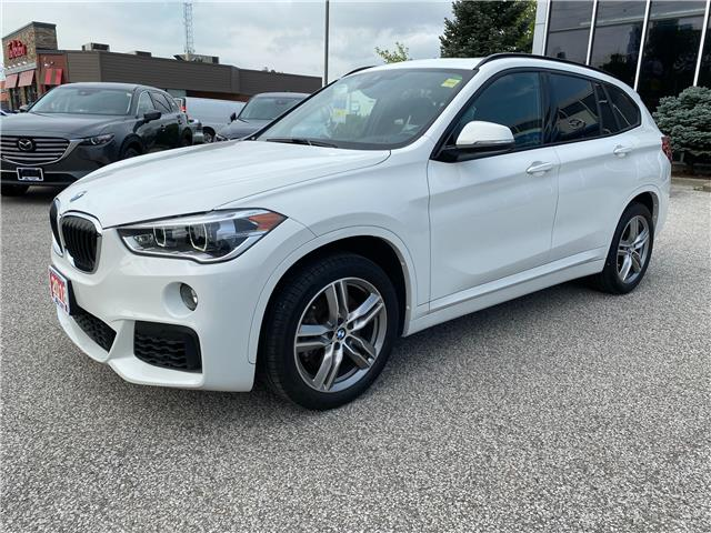 2018 BMW X1 xDrive28i (Stk: M4722) in Sarnia - Image 1 of 15