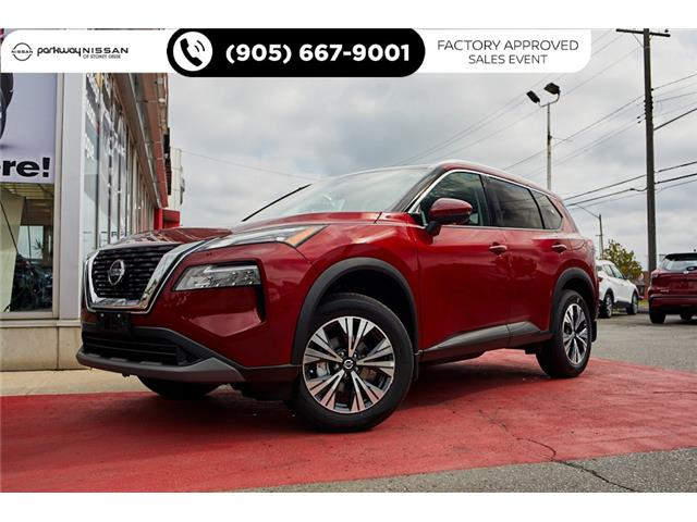 2021 Nissan Rogue SV (Stk: N21501) in Hamilton - Image 1 of 28