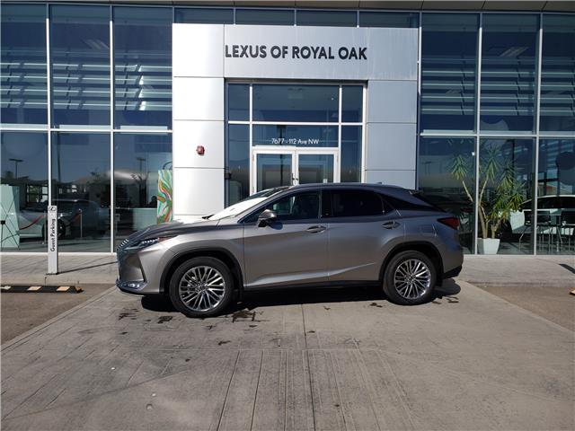 2021 Lexus RX 350 Base (Stk: L21517) in Calgary - Image 1 of 12