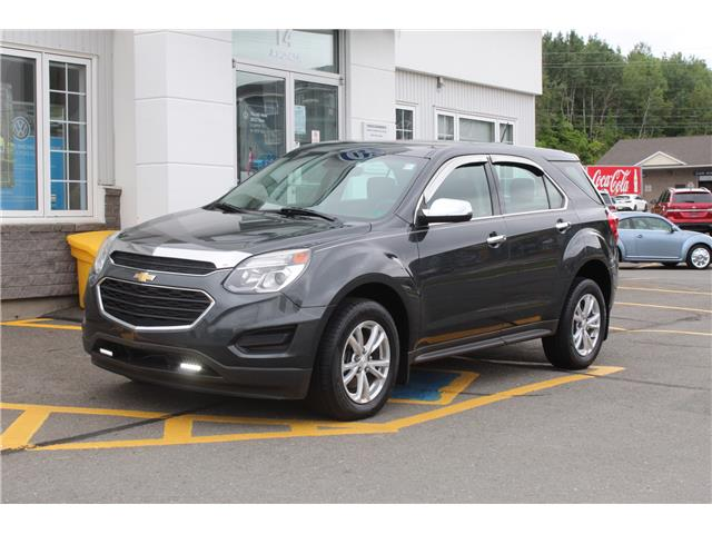 2017 Chevrolet Equinox LS (Stk: 21-132B) in Fredericton - Image 1 of 25
