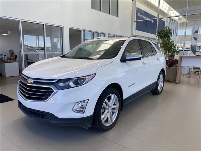 2018 Chevrolet Equinox Premier 2GNAXVEV0J6259234 F0299 in Saskatoon