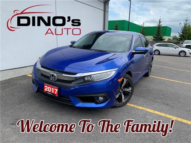 2017 Honda Civic Touring (Stk: DA106544) in Orleans - Image 1 of 18