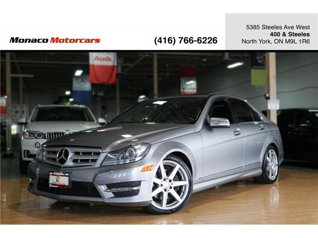 2013 Mercedes-Benz C-Class Base (Stk: 4348-22) in North York - Image 1 of 30