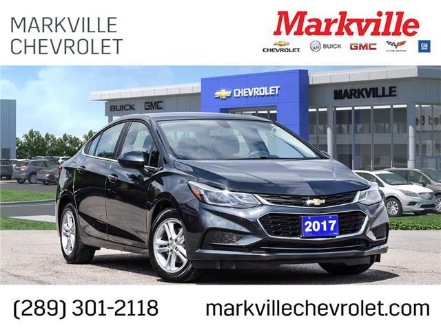 2017 Chevrolet Cruze LT Turbo (Stk: P6515) in Markham - Image 1 of 27