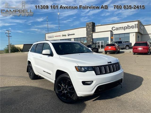 2018 Jeep Grand Cherokee Laredo (Stk: 10753A) in Fairview - Image 1 of 18