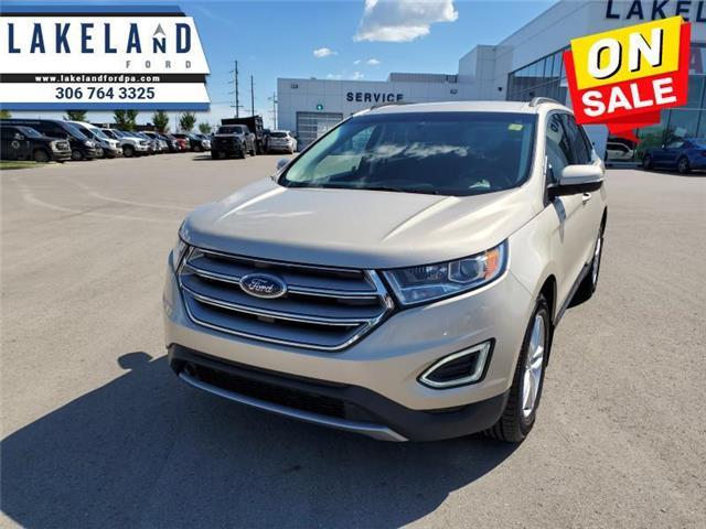 2018 Ford Edge SEL (Stk: F7246B) in Prince Albert - Image 1 of 15