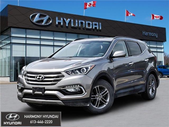 2018 Hyundai Santa Fe Sport  (Stk: 22008a) in Rockland - Image 1 of 22