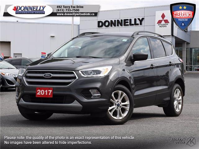 2017 Ford Escape SE 1FMCU9GD2HUD21908 MU1129 in Kanata