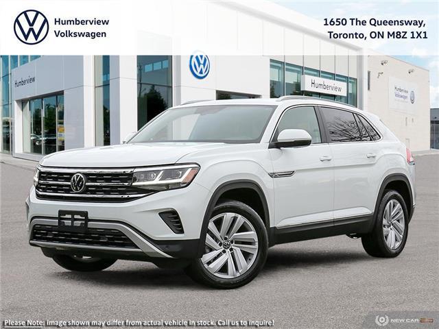 2021 Volkswagen Atlas Cross Sport 2.0 TSI Highline (Stk: 98818) in Toronto - Image 1 of 23
