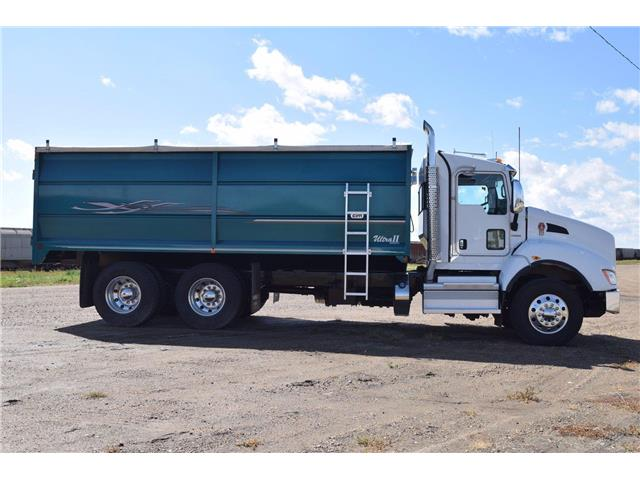 2019 Kenworth T440 Tandem Grain Truck T440 (Stk: M7655A) in Watrous - Image 1 of 31