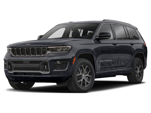 2021 Jeep Grand Cherokee L Overland (Stk: 21752) in London - Image 1 of 2