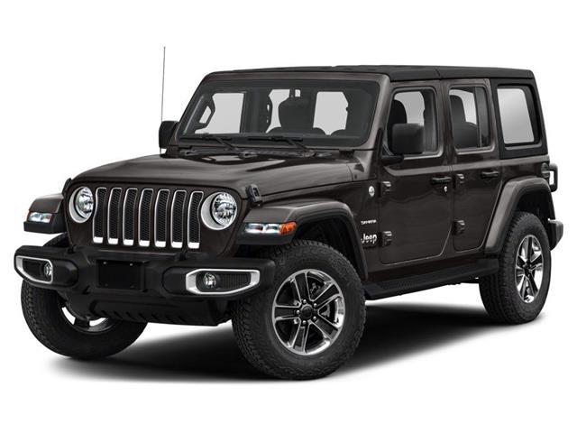 2021 Jeep Wrangler Unlimited Sahara (Stk: M0581) in Québec - Image 1 of 9