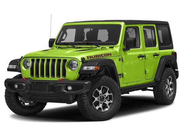 2021 Jeep Wrangler Unlimited Rubicon (Stk: ) in Mont-Joli - Image 1 of 9