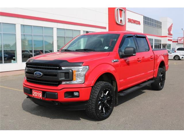 2019 Ford F-150 XLT (Stk: 21035A) in Fort St. John - Image 1 of 20