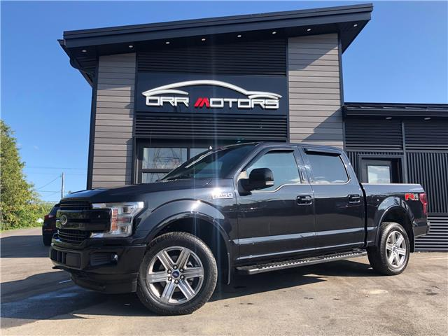 2019 Ford F-150 Lariat (Stk: 6471) in Stittsville - Image 1 of 20