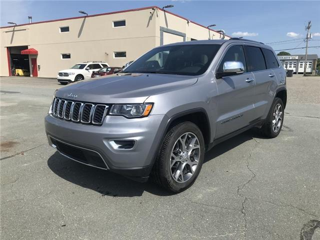 2020 Jeep Grand Cherokee Limited (Stk: 8892-A) in Sherbrooke - Image 1 of 15