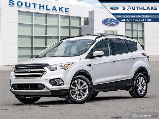 2018 Ford Escape SE (Stk: P51814) in Newmarket - Image 1 of 22