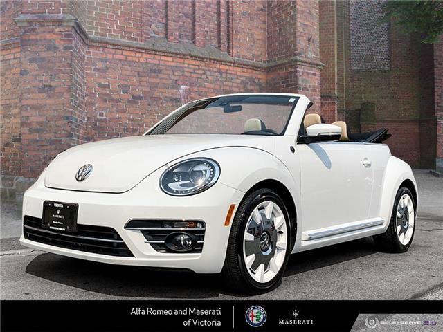 2019 Volkswagen Beetle Wolfsburg Edition (Stk: 906040) in Victoria - Image 1 of 25