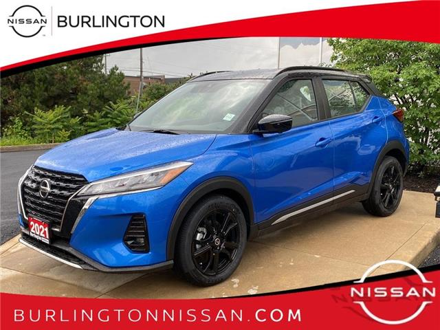 2021 Nissan Kicks SR (Stk: B4020) in Burlington - Image 1 of 5