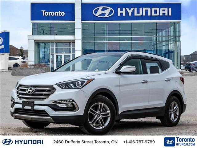 2018 Hyundai Santa Fe Sport 2.4 SE (Stk: U07266) in Toronto - Image 1 of 28
