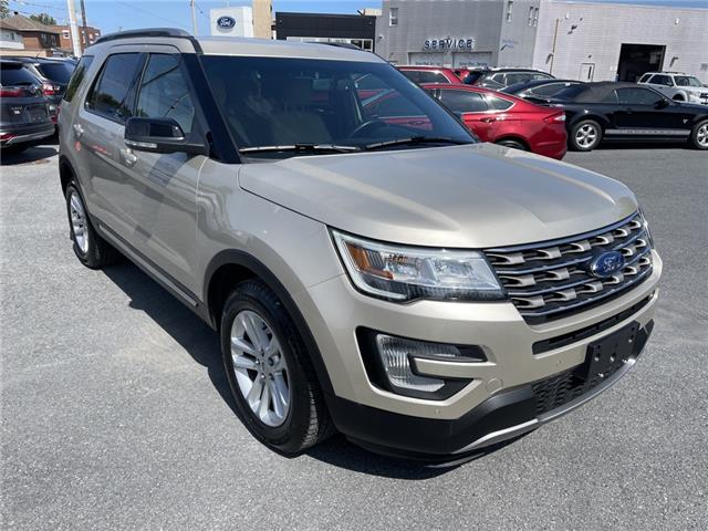 2017 Ford Explorer XLT (Stk: 21167A) in Cornwall - Image 1 of 29