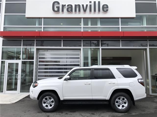 2017 Toyota 4Runner SR5 (Stk: 21HN61A) in Vancouver - Image 1 of 8