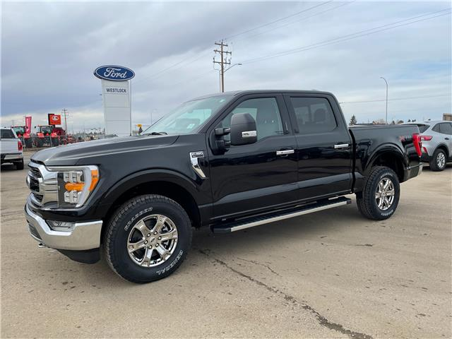 2021 Ford F-150 XLT (Stk: 21082) in Westlock - Image 1 of 16