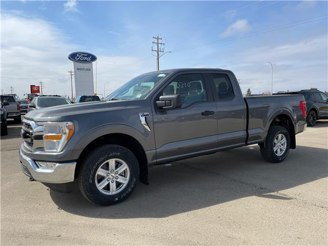 2021 Ford F-150 XLT (Stk: 21085) in Westlock - Image 1 of 16