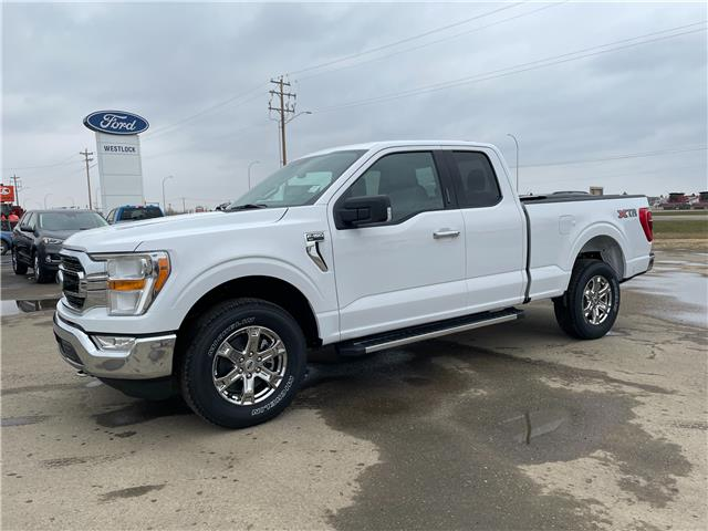 2021 Ford F-150 XLT (Stk: 21117) in Westlock - Image 1 of 14