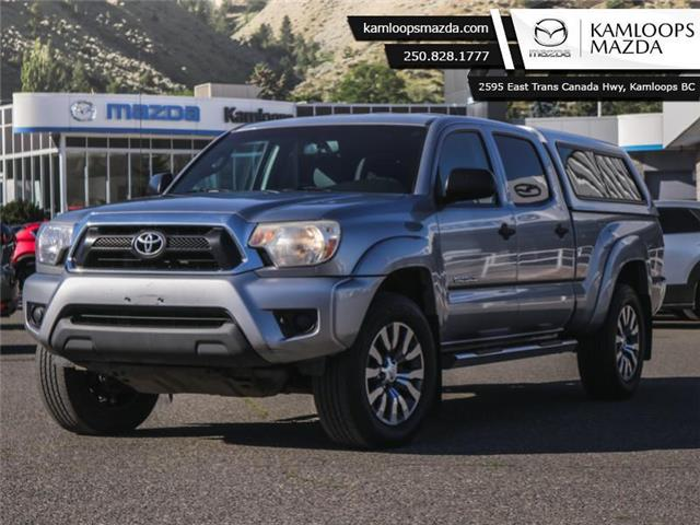 2015 Toyota Tacoma V6 (Stk: ZM169A) in Kamloops - Image 1 of 32