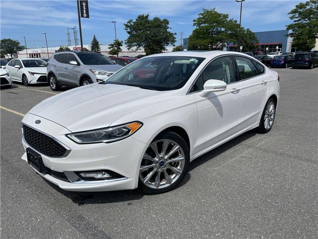 2017 Ford Fusion Platinum (Stk: 60808A) in Ottawa - Image 1 of 25