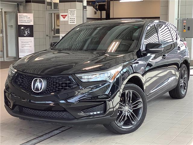 2020 Acura RDX A-Spec (Stk: PL21102) in Kingston - Image 1 of 30