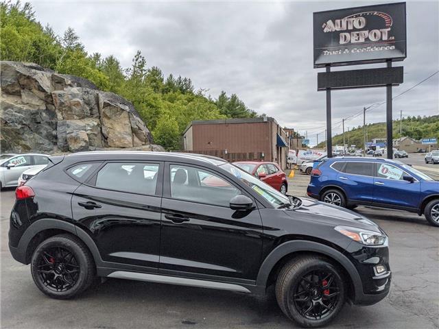 2019 Hyundai Tucson Preferred (Stk: 12534R) in Sudbury - Image 1 of 30